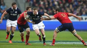 The elusive Finn Russell will play a big role if Scotland are to go deep in this tournament.