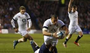 Centre Luther Burrell, having done very little wrong, was inexplicably cast aside for the rookie, Burgess